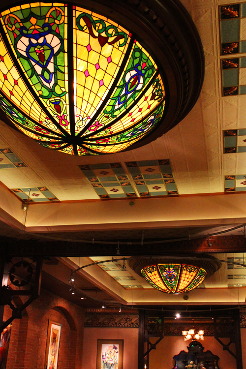 Mahogany Grille Lights final