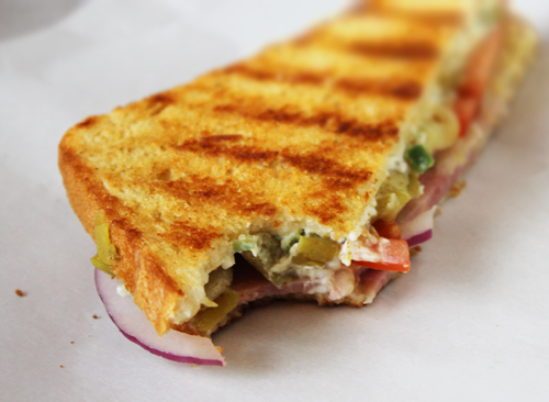 GRILLED CHEESE GREEN CHILE & HAM SANDWICHES with Jalapeno Cream Cheese ...