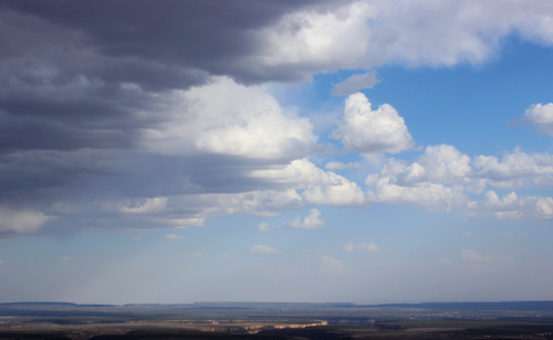 Mesa Verde Far View Landscape