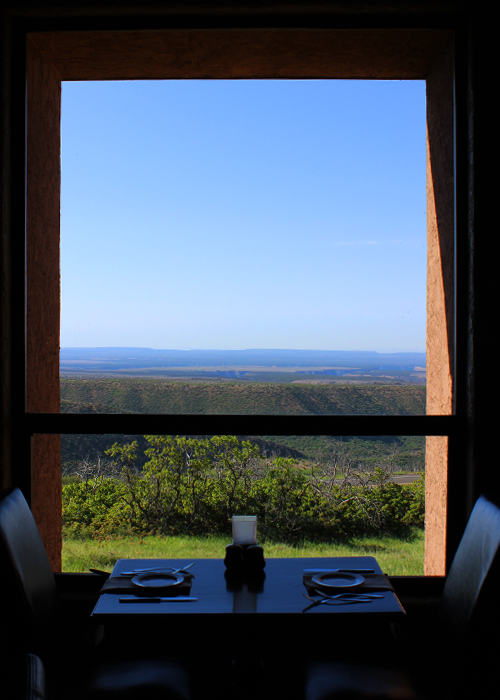 Metate Room View Table 2