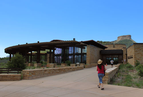 Visitors Center Mesa Verde
