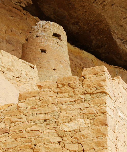 Cliff Palace Round Tower
