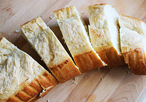 Bread Sliced Thick