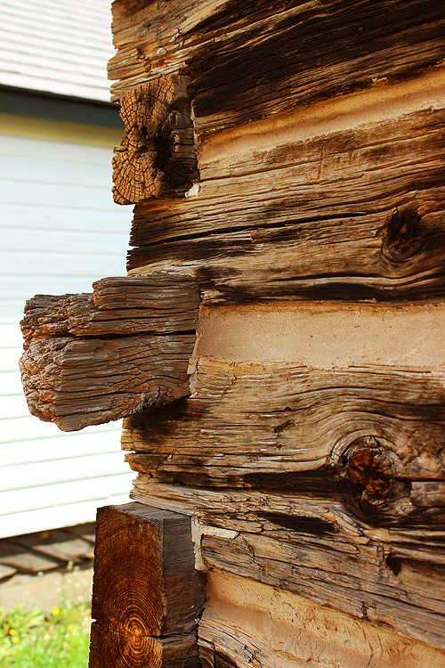 Authentic Wood Beams Siding
