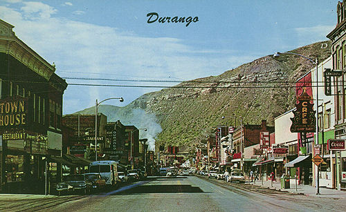 1965 Downtown Durango