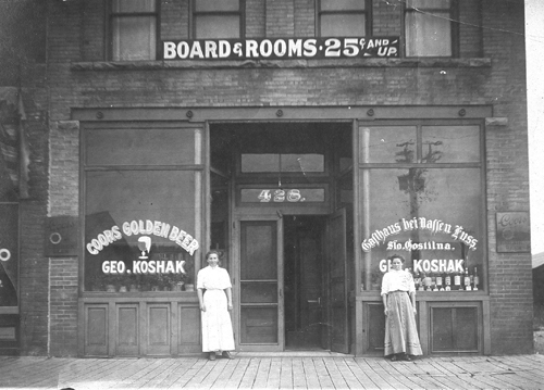 Board and Rooms 1911