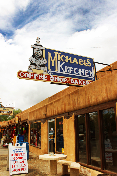 Michael S Kitchen In Taos New Mexico