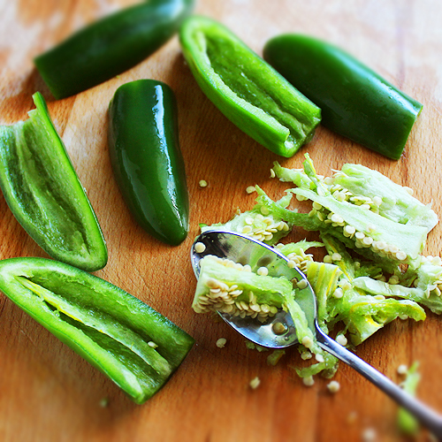 Seeded Jalapenos