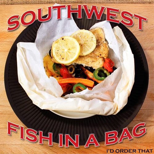 Healthy southwest fish in a bag video southwest discovered for Fish in a bag