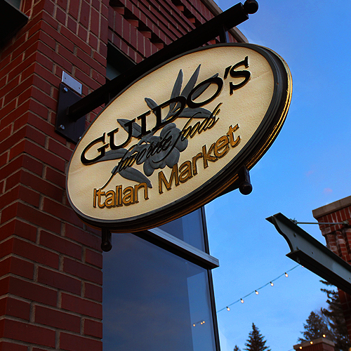 Guidos Sign