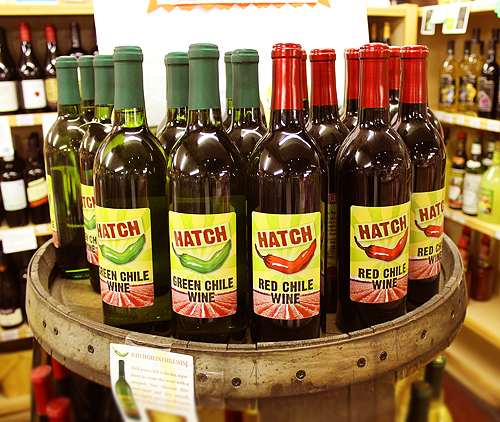 Chile Wines Bodes
