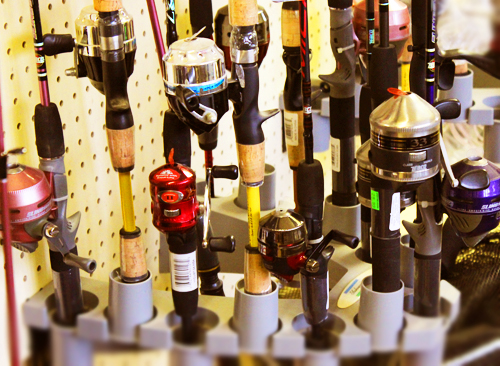 Fishing Rods Bodes