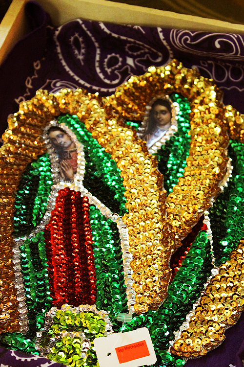 Our Lady Beaded