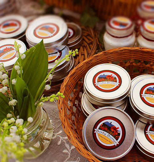 Orchard House Farm Body Butter